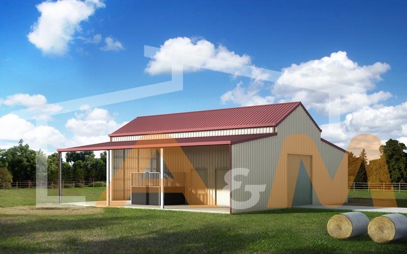 Skillion barn_1